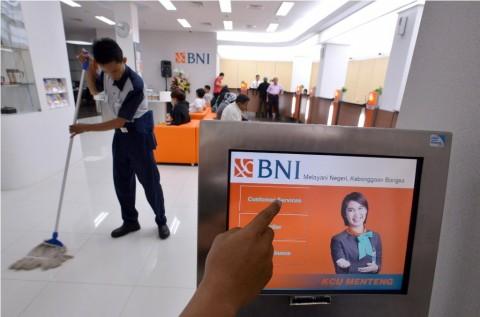 BNI Cetak Laba Bersih Rp4,46 Triliun di Masa Pandemi