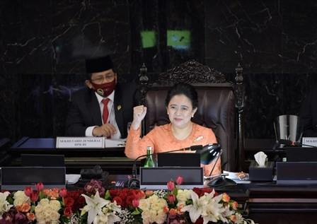 Ketua DPR Minta Pemerintah Tingkatkan Kinerja Pelaksanaan APBN