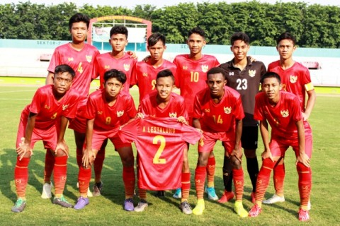 PSSI Minta Timnas U-16 tak Gentar Bersaing di Piala Asia