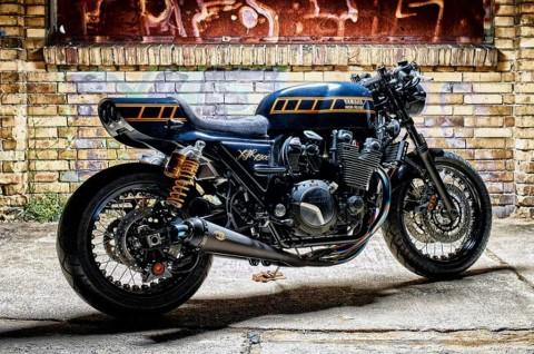 Yamaha XJR1300 Cafe Racer Khusus Biker Mapan
