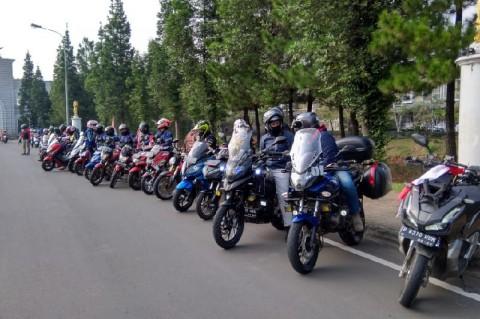 Independence Riding Day 2020, Cara Bikers Peringati HUT RI Ke-75