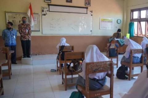 Tiga Sekolah di Madiun Diizinkan Belajar Tatap Muka