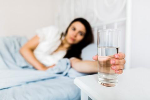 Minum Air Sebelum Tidur Berisiko Nokturia?