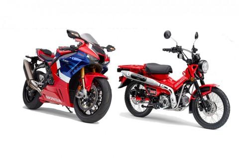 2 Motor Baru Honda Meluncur di Momen Hari Kemerdekaan