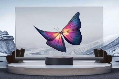 Xiaomi Ungkap Rahasia Di Balik TV Transparan