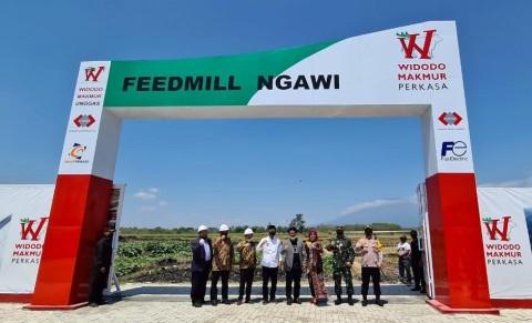 RI-Jepang Kolaborasi Bangun Pabrik Pakan Ayam di Ngawi
