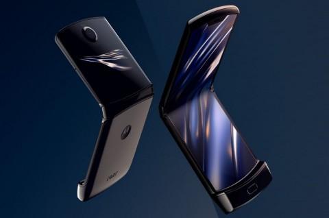 Motorola Razr 2020 akan Berbekal Baterai 2.633 mAh