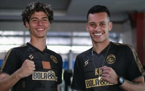 Selain Persija, Arema Ikut Kedatangan Pemain Muda Brasil