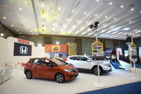Honda Lihat Konsep yang Berbeda di JAW