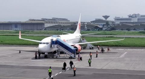 Pesawat Jet Beroperasi Kembali di Bandara Husein Sastranegara
