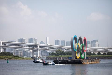 Jadwal Relay Obor Olimpiade Tahun Depan Sesuai Jadwal