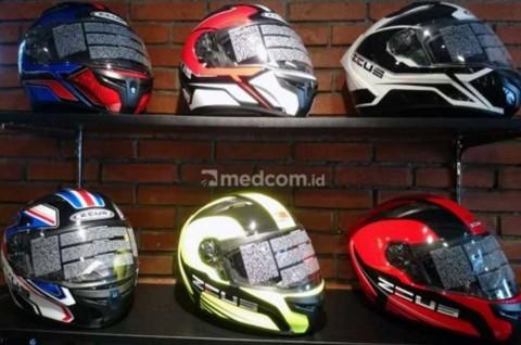 8 Komponen Penting Helm yang Melindungi Kepala saat Terjadi Benturan