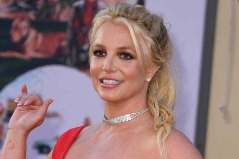 Britney Spears Hobi Menakut-nakuti Orang