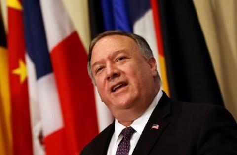 AS Resmi Minta DK PBB Berlakukan Kembali Sanksi Iran