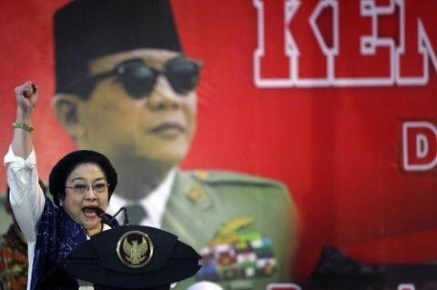 Megawati Ultimatum Calon Kepala Daerah dari PDIP