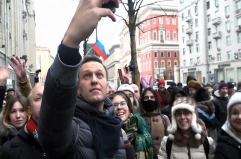 Oposisi Rusia Tiba di Jerman untuk Perawatan Medis