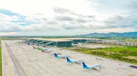 Garuda Buka Rute Baru di Bandara Internasional Yogyakarta