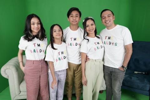 Naura dan Keluarga Gelar Konser Virtual Semesta Cinta