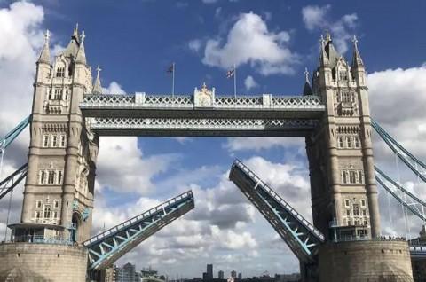 Jembatan London Tak Bisa Ditutup Picu Kemacetan Lalu Lintas