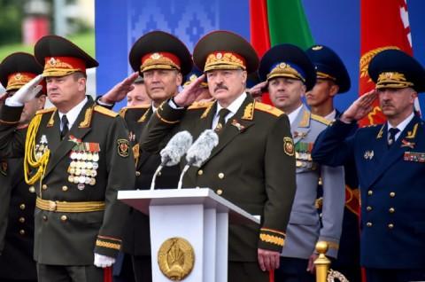 NATO Bantah Ada Pasukan Asing di Perbatasan Belarusia