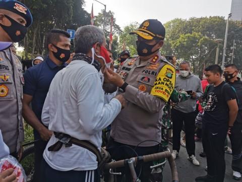 5.000 Masker Gratis Dibagikan ke Masyarakat