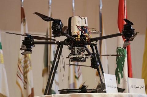 Hizbullah Tembak Jatuh Drone Pengintai Israel