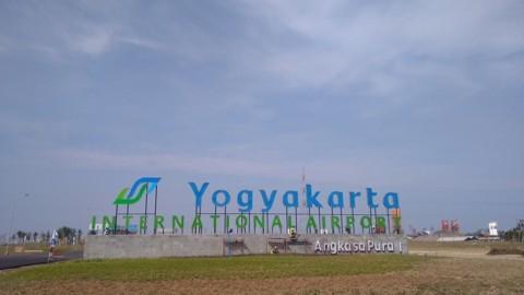 KA Bandara Yogyakarta Kembali Beroperasi