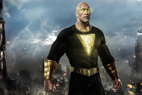 Dwayne Johnson Bocorkan Cerita Film Black Adam