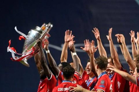 Tekuk PSG 1-0, Muenchen Juara Liga Champions