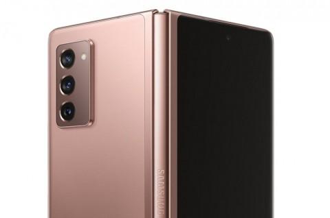 Iklan Samsung Galaxy Z Fold 2 5G Muncul Lebih Cepat