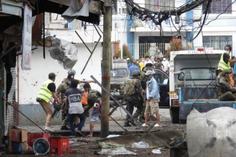 ISIS Ledakkan Bom di Filipina, 10 Orang Tewas