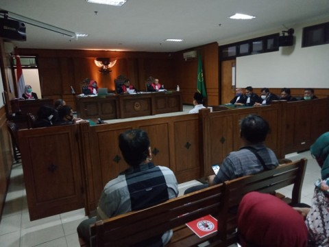 Tiga Terdakwa Kasus Susur Sungai Divonis 1 Tahun 6 Bulan Penjara