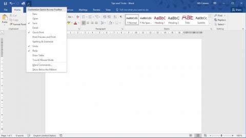 Cara Koreksi Ejaan Bahasa Indonesia di Microsoft Word