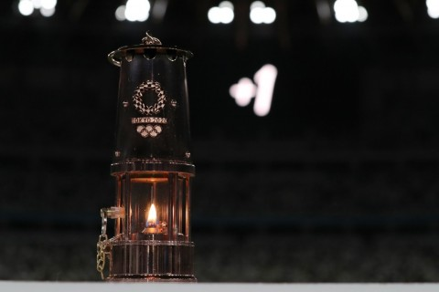 Api Olimpiade Tokyo Dipamerkan pada September