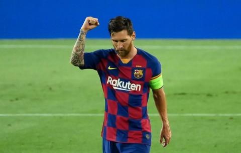 City Siap Bersaing dengan PSG dalam Perburuan Messi
