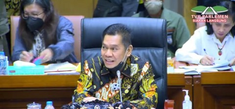 Komisi III DPR Bentuk Panja Revisi UU MK