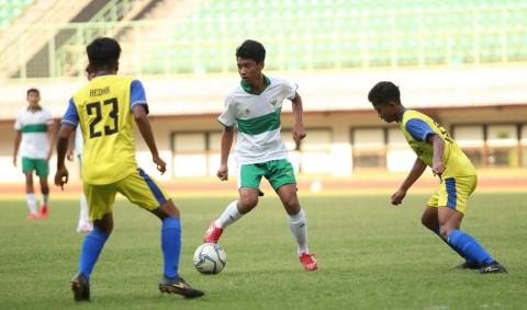 Timnas U-16 kembali Menang di Laga Uji Coba
