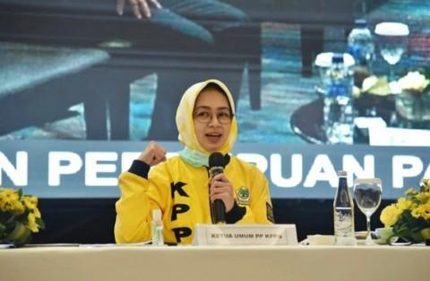 Golkar Latih Kader Perempuan Rancang Strategi Kampanye