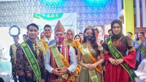 Mahasiswa IPB Terpilih Jadi Putera Padi Jawa Barat 2020