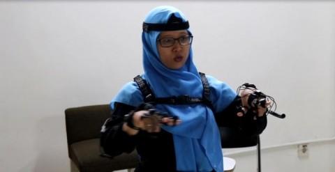 UI Kembangkan Penerjemah Bahasa Isyarat ke Teks Bahasa Indonesia