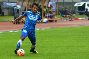 Dua Andalan Persib Bandung Cedera
