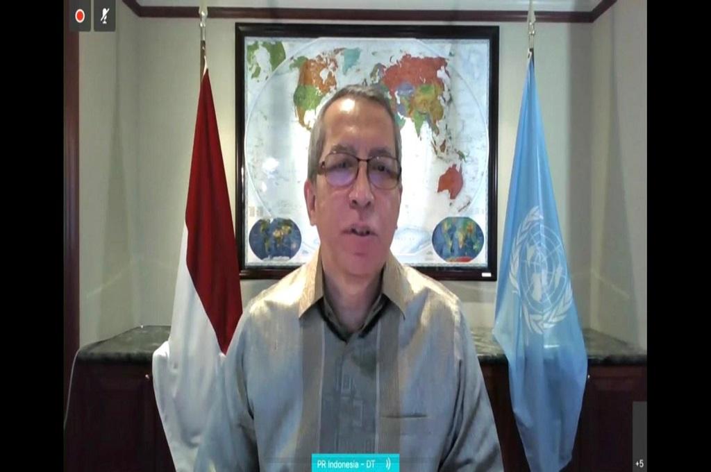Dubes RI di DK PBB Tolak Permintaan AS soal Sanksi Iran