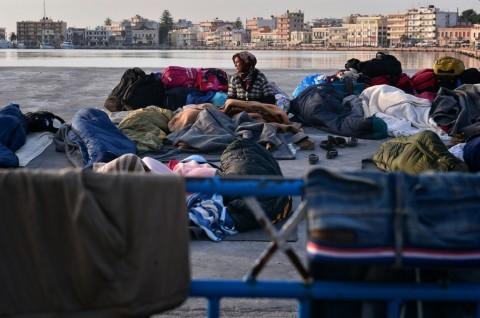 92 Imigran Diselamatkan di Perairan Yunani