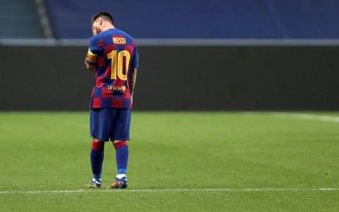 Guardiola dan Messi Sudah Bertemu, Sinyal Kuat Merapat ke Manchester City?