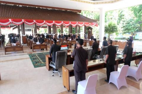 Rapat Paripurna DPRD Sidoarjo Digelar di Pendopo
