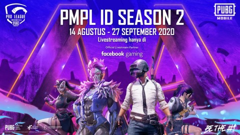 PUBG Mobile Pro League Season 2 Kumpulkan 24 Tim Tuju Grand Final