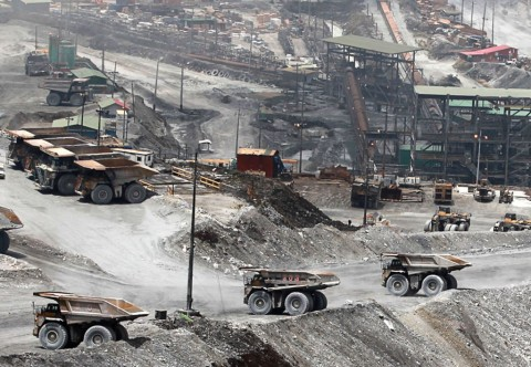 Terhambat Covid, Konstruksi <i>Smelter</i> Freeport Baru 5,86%