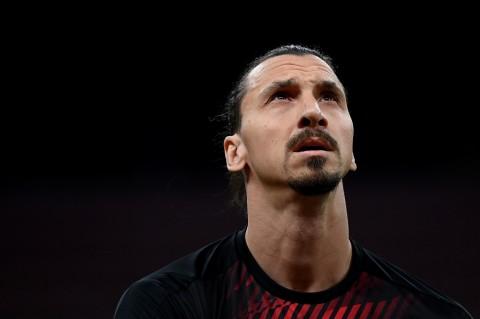 Hoaks! Ibrahimovic Sudah Perbarui Kontrak Milan