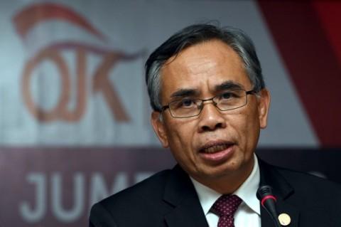 OJK Integrasikan Pengawasan di Sektor Keuangan
