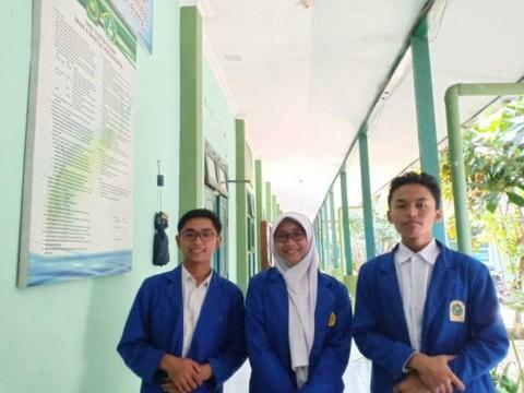 Inovasi 'Pengering Padi' Siswa MAN 4 Bantul Juara 3 LKTI Nasional